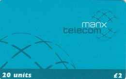 PHONE CARD ISOLA MAN (E72.30.4 - Isla De Man