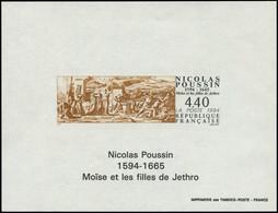 ** FRANCE - Blocs Spéciaux - 2896, Nicolas Poussin - Autres