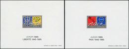 ** FRANCE - Blocs Spéciaux - 2941/42, 2 Feuillets: Europa 1995 - Autres
