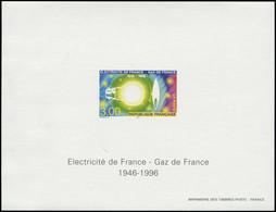 ** FRANCE - Blocs Spéciaux - 2996, Edf - Gdf - Autres