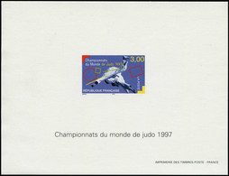 ** FRANCE - Blocs Spéciaux - 3111, 3.00f. Judo 1997 - Autres