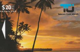 PHONE CARD COOK ISLANDS (E72.36.1 - Islas Cook