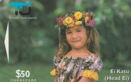 PHONE CARD COOK ISLANDS (E72.41.4 - Islas Cook