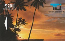PHONE CARD COOK ISLANDS (E72.49.8 - Islas Cook