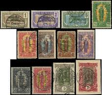 O CAMEROUN - Poste - 53/54 + 56 + 58/66, Dont Signés Calves - Oblitérés