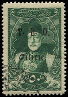 O CILICIE - Poste - 76, 50p. Vert S. Paille - Oblitérés