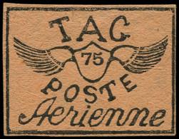(*) GUYANE - Poste Aérienne - 8, Signé Brun & Calves + Certificat Roumet - Unused Stamps