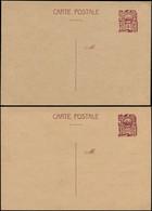 N INDOCHINE - Entiers Postaux - 23/24, 8 & 12 Cents Sur Carte Postale: Jonque - Autres
