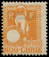 * INDOCHINE - Taxe - 36b, Sans Indication De La Valeur, Signé Thiaude - Postage Due