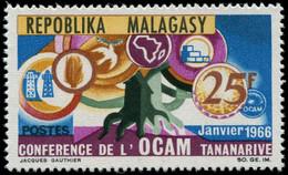 ** MADAGASCAR - Poste - 424A, Sans Surcharge: Conférence De L'OCAM - Neufs