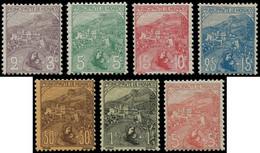 ** MONACO - Poste - 27/33, Au Profit Des Orphelins De Guerre - Unused Stamps