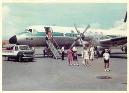 JAPON AVION JA8765 TOA DOMESTIC AIRLINES DOC.K     PHOTO ORIGINALE 13 X 9 CM - Luftfahrt