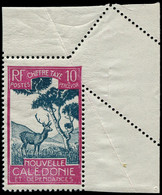 ** NOUVELLE-CALEDONIE - Taxe - 29, Piquage Oblique Par Pliage, Cdf: Cerf - Postage Due