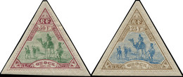 * OBOCK - Poste - 63/64, Méhariste - Unused Stamps