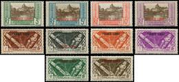 * OCEANIE - Poste - 140/49, Complet: France Libre - Unused Stamps