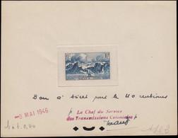 """EPT OCEANIE - Poste - 182/200, 19 épreuves D'atelier Signées, """"bon à Tirer"""" Pour La Couleur, Complet, Unique - Unused Stamps"""