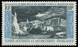 ** TERRES AUSTRALES - Poste Aérienne - 8, 50f. Terre Adélie - Sin Clasificación