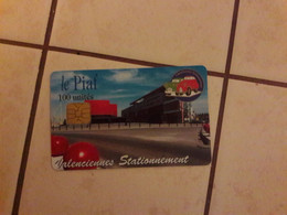 Cartes Téléphoniques PIAF - Tarjetas De Estacionamiento (PIAF)