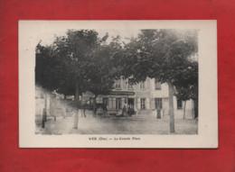 CPA - Ver  -(Oise) - La Grande Place - Autres Communes
