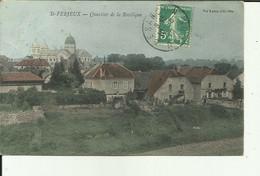 25 - Doubs - Besançon - Saint Ferjeux - Quartier De La Basilique - Couleurs - - Besancon