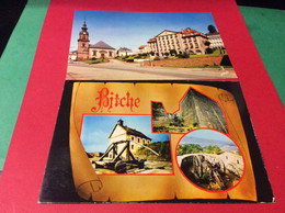 ♦️ BITCHE. LOT DE 2 CARTES - Bitche