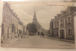 27 SERQUIGNY Le Bourg - Serquigny
