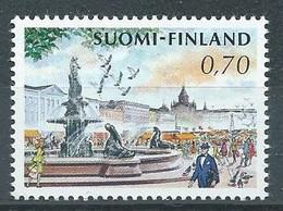 Finlande YT N°680 Place Du Marché Helsinki Neuf ** - Nuevos