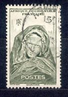 A.O.F. Afrique Occidentale Francaise - Französisch Westafrika 1947 - Michel Nr. 47 O - Oblitérés