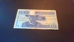 10 Dollars Namibia - Namibie - Namibia