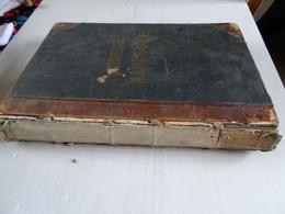 Atlas; Adolf Stieler / Justus Perthes - Stieler's Hand-Atlas. - 1880 à 1882 Dans L'état Mais Cartes Pas Trop Tachées - 1801-1900
