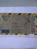 2 Covers Airmail 1944 Censored Sao Paulo Rare Destination  Cuenca Ecuador - Briefe U. Dokumente