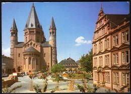 Germany Mainz Am Rhein 2001 /  Dom (Ostchor) Mit Gutenberg-Museum - Mainz