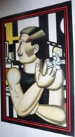 Carte Postale - Dans La Jungle Des Villes (Bertolt Brecht) La Métaphore - Lille (illustration : Fernand Léger) - Advertising