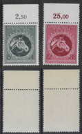 Germania Deutsches Reich 1944 Vienna Derby Appendix Mi N.900-901 Complete Set MNH ** - Ongebruikt