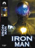 """IRON MAN"" -jaquette SPECIMEN Originale PARAMOUNT VHS SECAM - Fantascienza E Fanstasy"