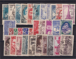 France ,année 1939 Complète  , Obl , TB - ....-1939
