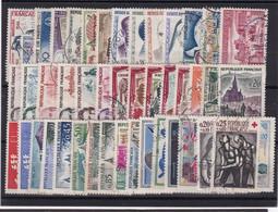 France ,année 1961 Complète  , Obl , TB - 1960-1969