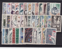 France ,année 1963 Complète  , Obl , TB - 1960-1969