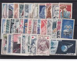 France ,année 1965 Complète  , Obl , TB - 1960-1969