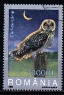 ROMANIA - 2003 - Asio Flammeus - USATO - Usado