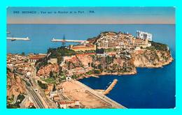 A733 / 219 MONACO Vue Sur Le Rocher Et Le Port - Non Classificati