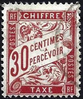 France 1894 - Mi P31x - YT T33 ( Postage Due ) - 1859-1955 Used