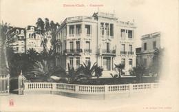"CPA FRANCE 06 ""Cannes, Villa Union Club"" - Cannes"