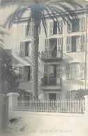 """CARTE PHOTO FRANCE 06 """"Cannes, Villa De La Fontaine"""" - Cannes"""
