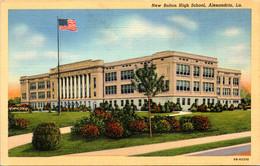 Louisiana Alexandria New Bolton High School Curteich - Other