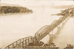 002181 - AUSTRALIA - NSW - HAWKESBURY RAILWAY BRIDGE - 1907 - Unclassified