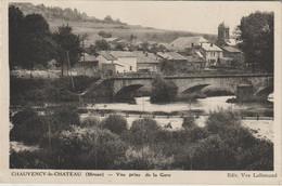 Chauvency-le- Château -Vue Prise De La Gare -  (E.2295) - Sonstige Gemeinden