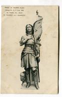 CPA  52 : NOGENT EN BASSIGNY  Statue De Jeanne D'Arc     VOIR  DESCRIPTIF  §§§ - Nogent-en-Bassigny