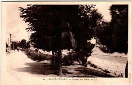 6ET 319 CPA - SAINT TROJAN - BORD DE MER - Ile D'Oléron