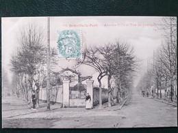 94 ,joinville Le Pont ,l'avenue Odile Et Rue De Brétigny....scan Recto  Verso - Joinville Le Pont